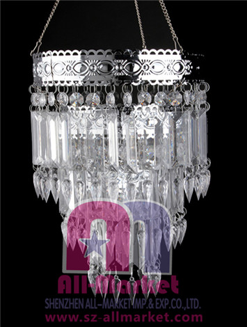 Acrylic Chandelier AM137L