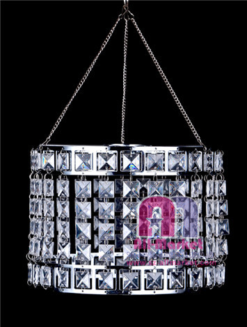 Acrylic Beaded Chandelier AMN1542-1