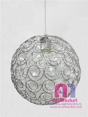 Acrylic Beaded Chandelier AMN1329