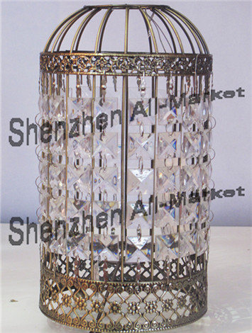 Acrylic Beaded Chandelier AMN1259