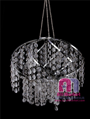 Acrylic Beaded Chandelier AMN1079