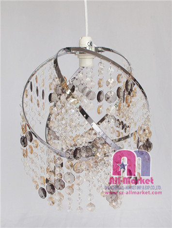 Acrylic Beaded Chandelier AMN1079-2