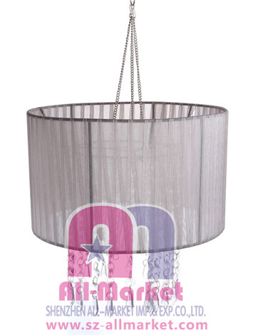 Acrylic Beaded Chandelier AMN1025