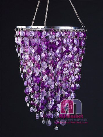 Acrylic Beaded Chandelier AM908LF