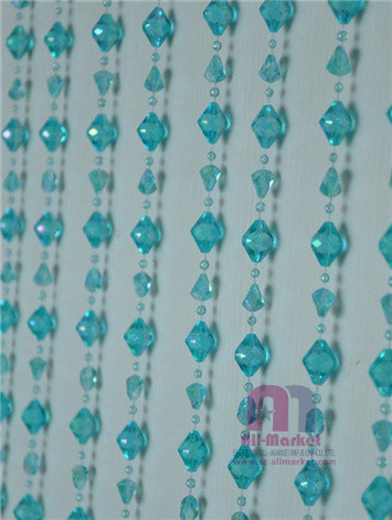... Beaded Door Screen Curtain AM2339