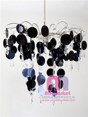 Spangles Crystals PVC Chandelier AM165LC-2