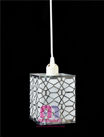 Iron Hollow Out Lamp Shade LT1665MF