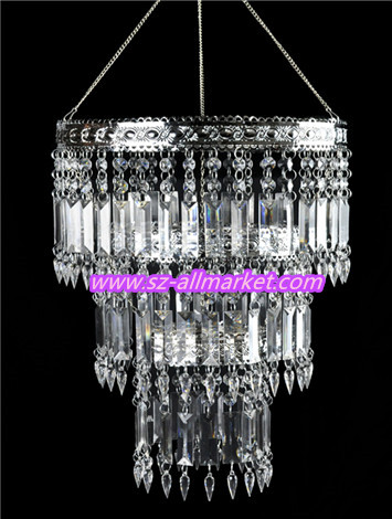 Crystal Ceiling Chandelier AM137L-3