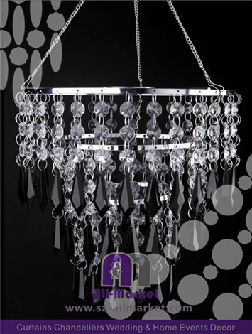 Decorative Crystal Chandelier AMC1209