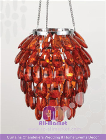 Oval Chandelier Crystal AMC807