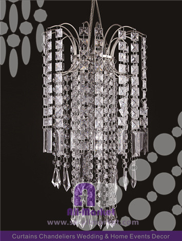 Crystal Waterfall Chandelier AMC830