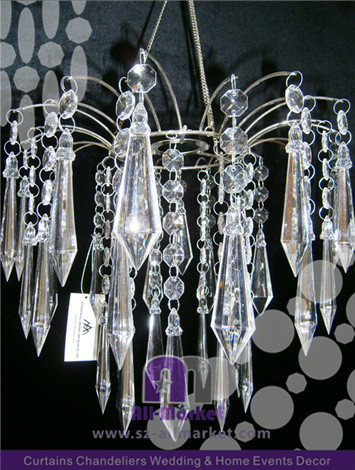 Crystal Waterfall Chandelier AMC908LL
