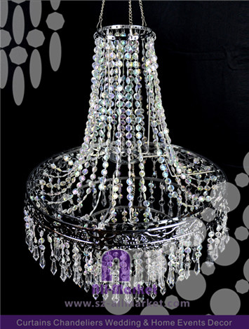 Crystal Waterfall Chandelier AMC138LA-6