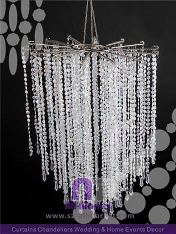 Crystal Waterfall Chandelier AMC138LE