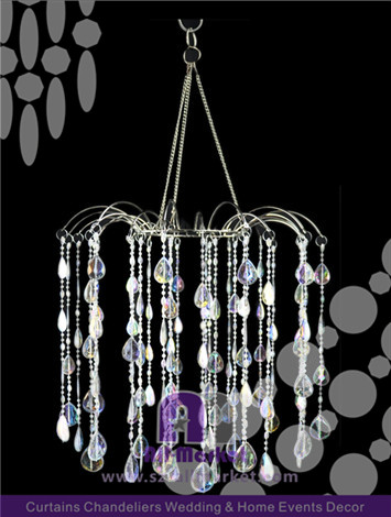 Plastic Chandelier Shades AMC2248L-1