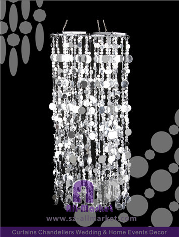 Plastic Chandelier Shades AMC014L-1