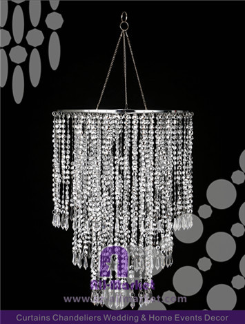Plastic Chandelier Shades AMC138LA-3