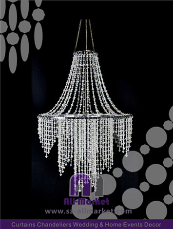 Plastic Chandelier Pendants AMC2339LR