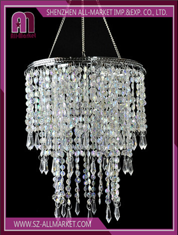 Plastic Chandelier Shades AMC138LA-7