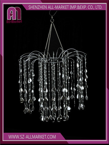 Plastic Chandelier Pedants AMC2248LC-1