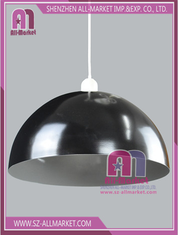 Black Metal Chandelier AMN1250BK