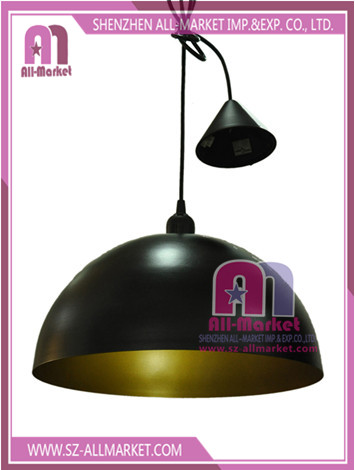 Retro Dome Metal Lamp Shade AMN1250BG
