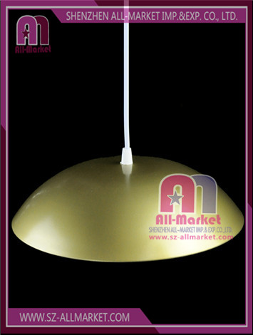 Gold Dome Lamp Light Shade TP1401A