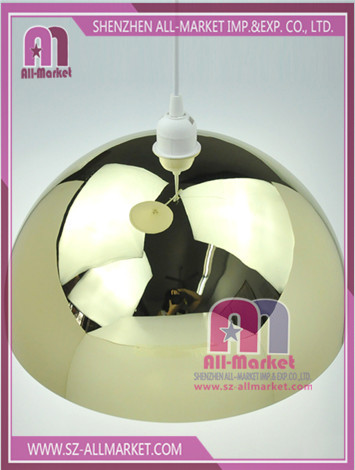 Dome Metal Pendant Lamp Shade AMN1250G