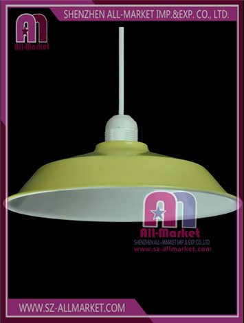 Yellow Pendant Lamp Shades TP1404