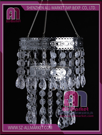 Mini Acrylic Chandelier Shades AMC135L