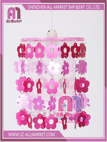 Wedding PVC Lampshade AMC117PL