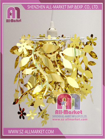 Wedding PVC Lampshade AMC72LF