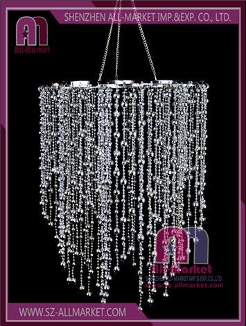 Wedding Ceiling Chandelier AMC2283DLB