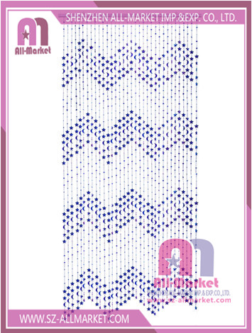 Beaded Window Curtains CX2279