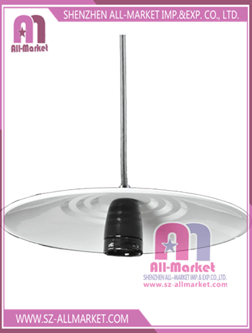 White Metal Lamp Shade TP1406B