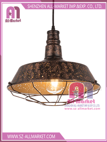 Industrial Iron Lamp Shades TP1409GT