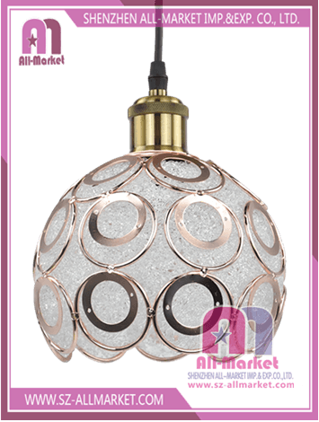 Wrought Iron Lamp Shade LY17617