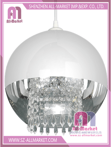 Plating Glass Lamp Shade LG1571S