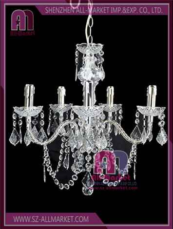 Crystal Candle Chandelier AM-C708