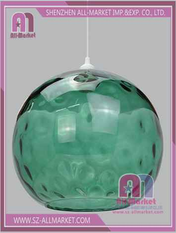 Water Lines Glass Lamp Shade LG1616-D30